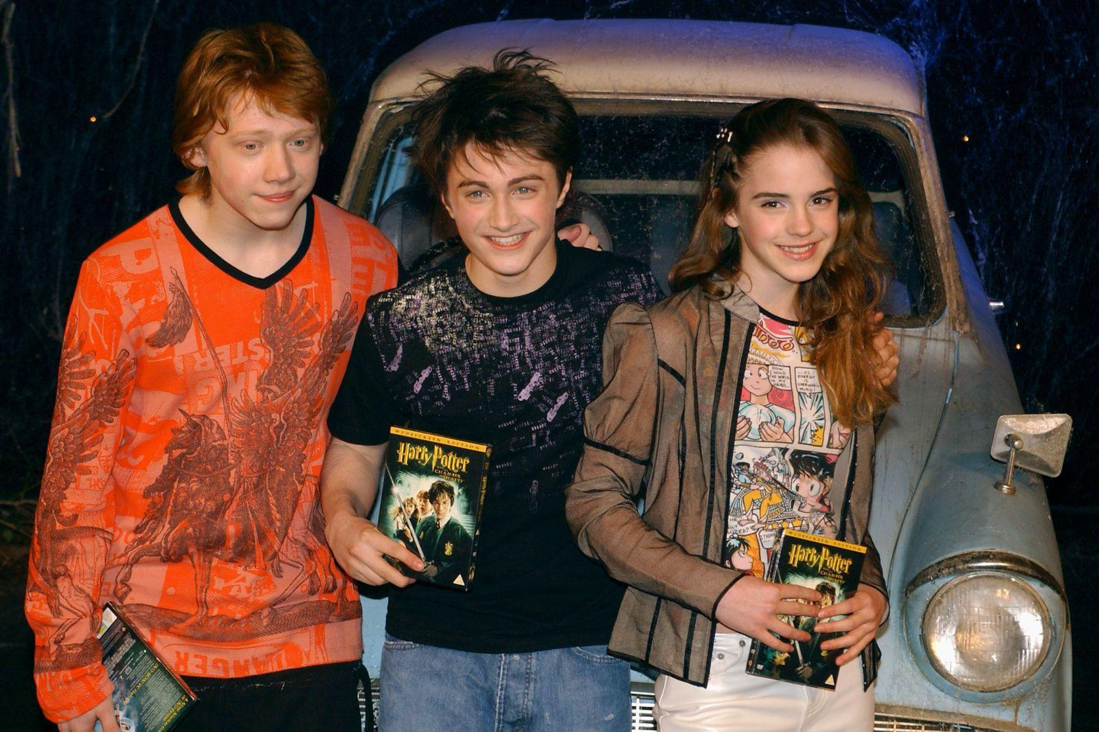 Struggles The Harry Potter Cast Had to Deal with on Set