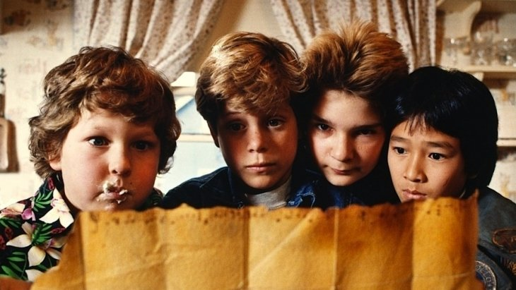 'The Goonies' Cast 35 Years After The Movie Premier