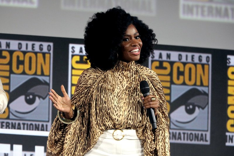 """Teyonah Parris"" (CC BY-SA 2.0) / Gage Skidmore / flickr"