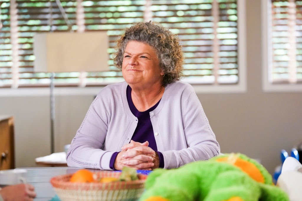 Image Credit: Getty Images / Mary Pat Gleason as Edna on the CBS series, Life In Pieces.