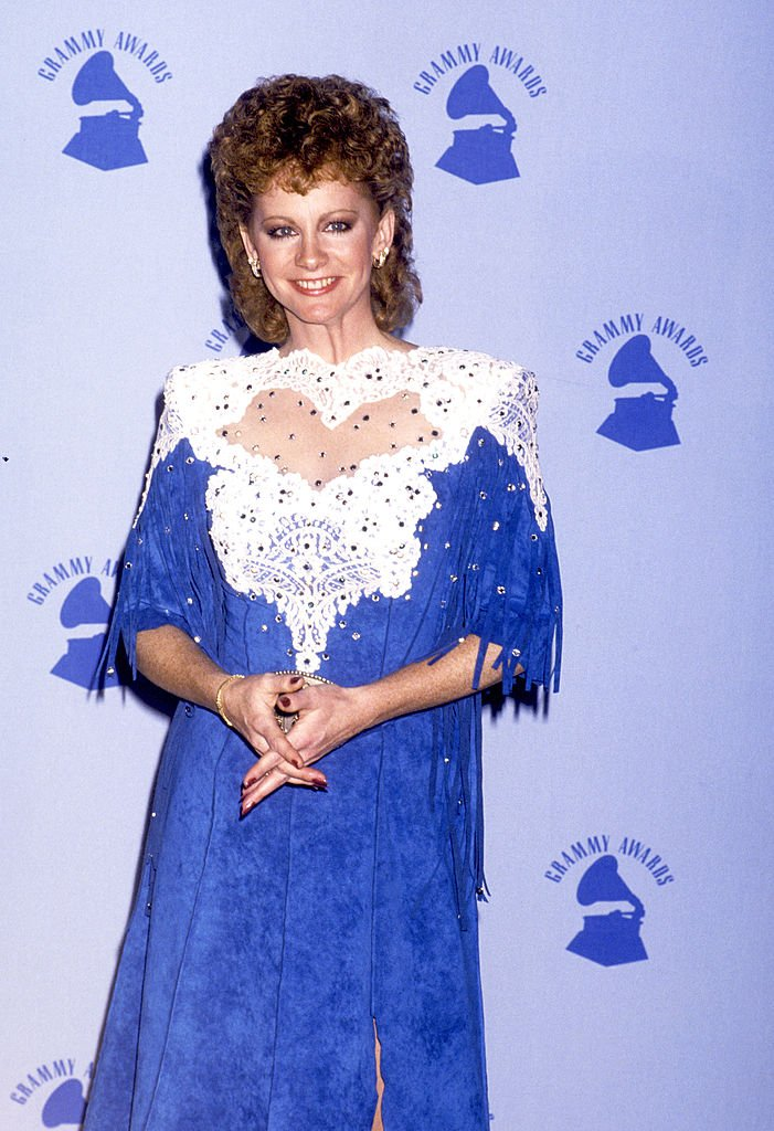 Image Credits: Getty Images / Ron Galella/Ron Galella Collection | Reba won her first Grammy in 1987