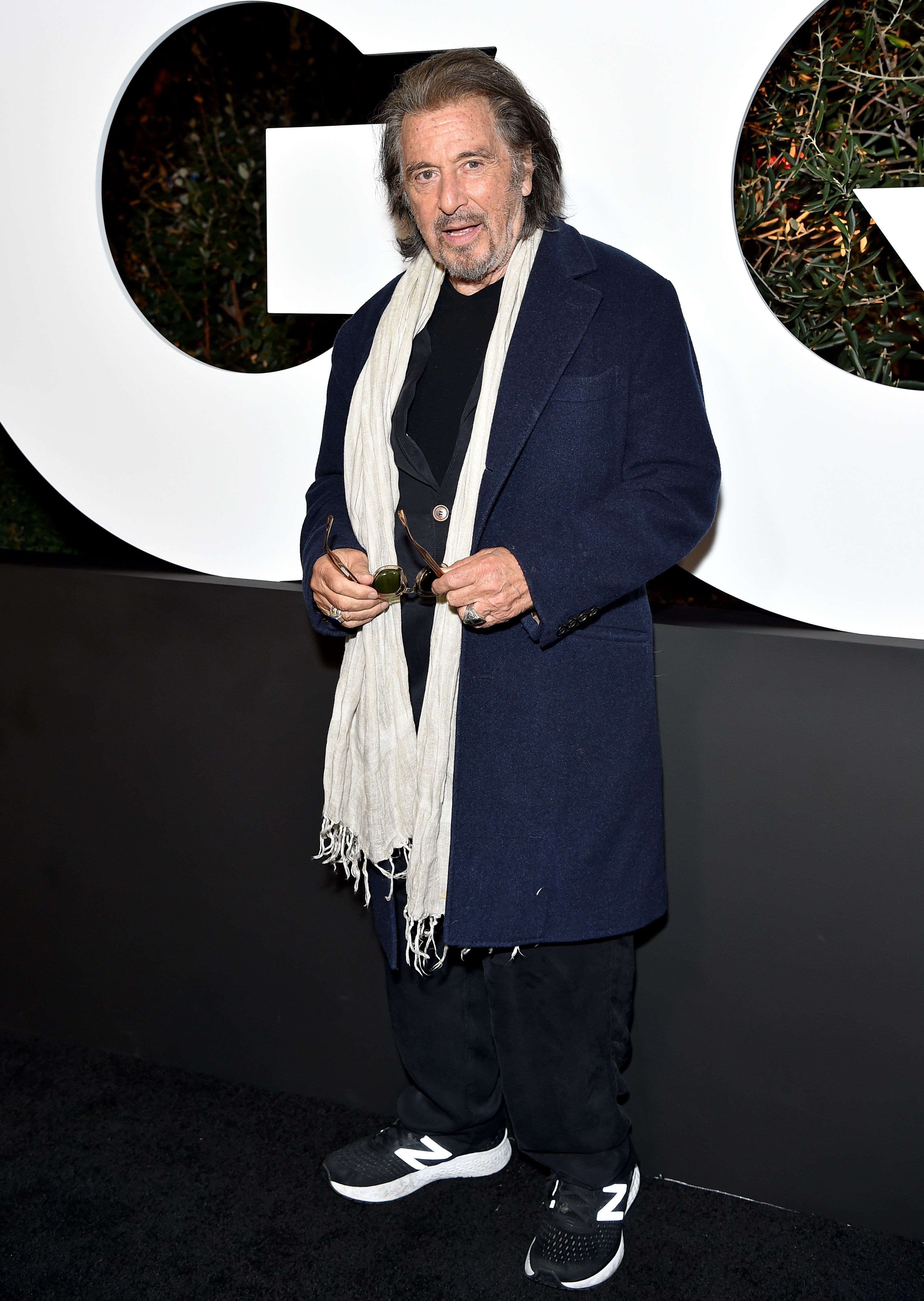 """Al Pacino at the """"GQ"""" Men of the Year on December 05, 2019, in West Hollywood, California Photo Axelle/Bauer-Griffin/FilmMagic/Getty Images"""