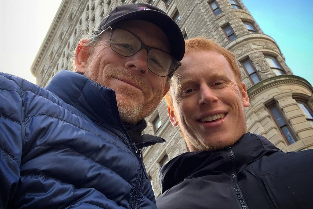 Who's Ron Howard's Son?