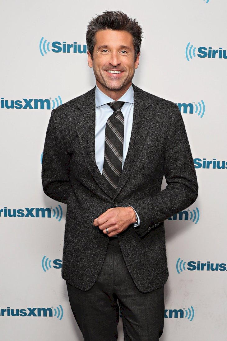 Image Credit: Getty Images/Getty Images for SiriusXM/Cindy Ord |Patrick Dempsey visits the SiriusXM Studios