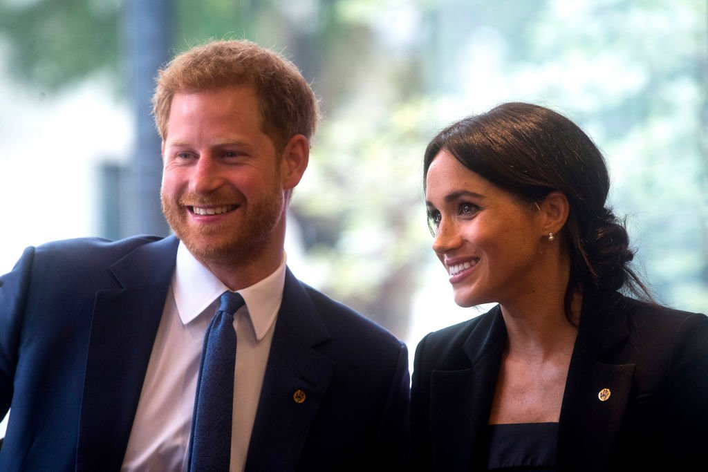 Image Credits: Getty Images / Victoria Jones - WPA Pool | Prince Harry, Duke of Sussex and Meghan, Duchess of Sussex attend the WellChild awards at Royal Lancaster Hotel on September 4, 2018 in London, England.