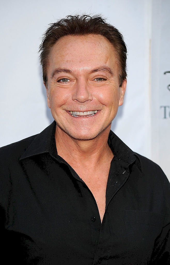 Image Credit: Getty Images / David Cassidy at an event.