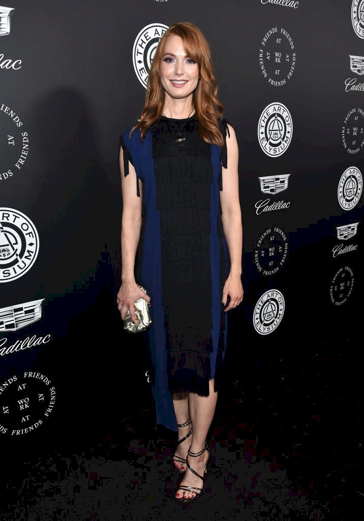 Image Credit: Getty Images/Alberto E. Rodriguez |Alicia Witt attends The Art Of Elysium's 11th Annual Celebration on January 6, 2018