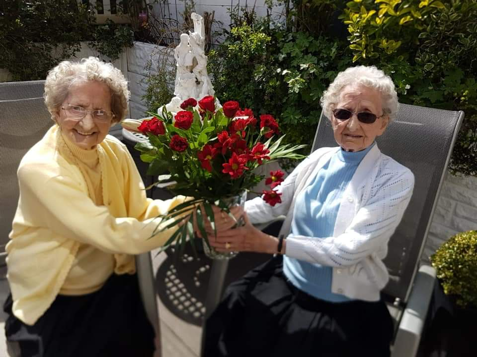 Britain's Oldest Twins' Secret To A Long Life