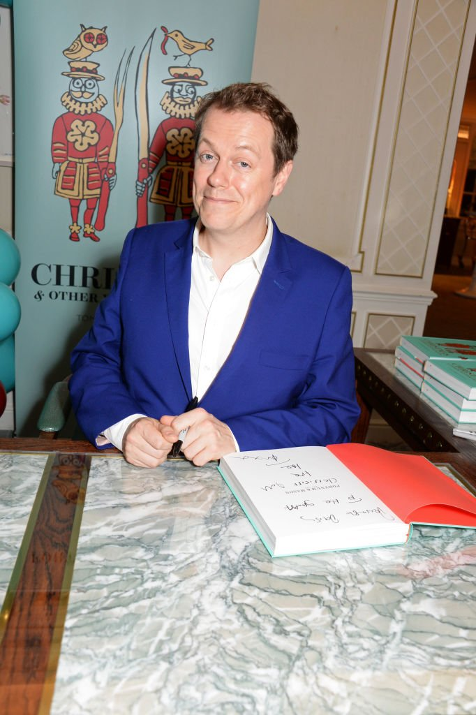 Image Credit: Getty Images/Getty Images for Fortnum & Mason/David M. Benett/Dave Benett | Tom Parker Bowles at a book signing event