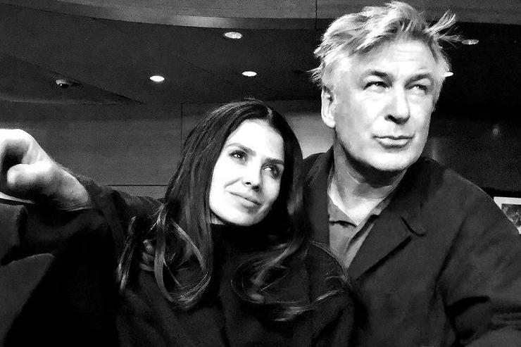 Hilaria and Alec Baldwin Welcome Sixth Child Together