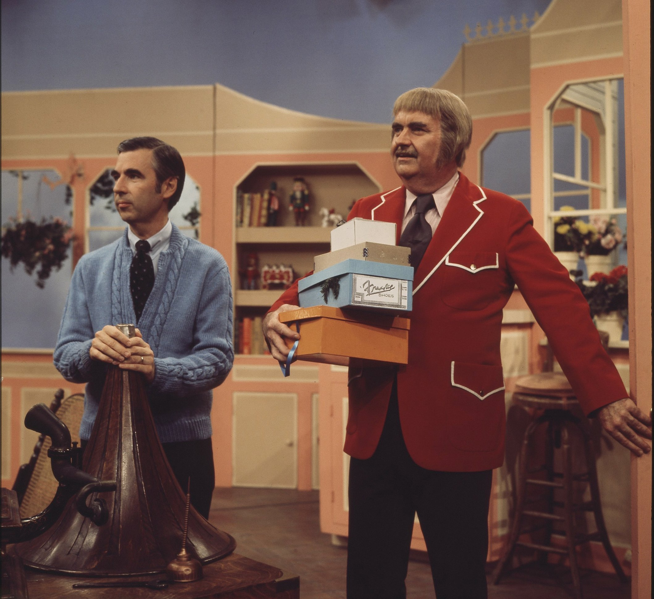 All About Captain Kangaroo
