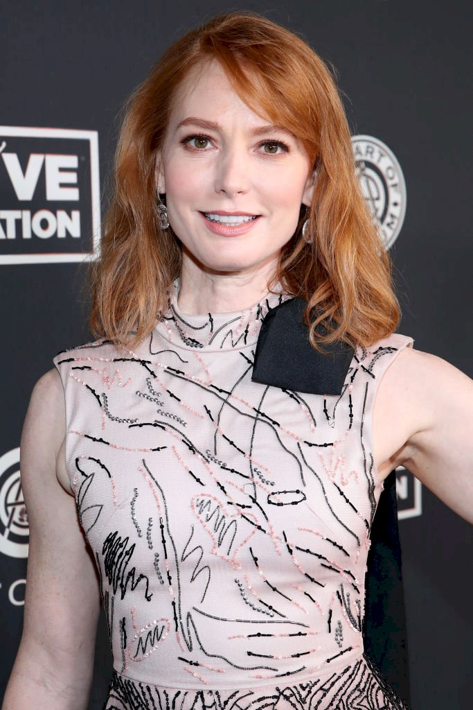 Image Credit: Getty Images/Getty Images for The Art of Elysium/Randy Shropshire | Alicia Witt attends The Art Of Elysium's 13th Annual Celebration - Heaven at Hollywood Palladium on January 04, 2020