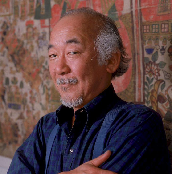 Pat Morita / Photo:Getty Images