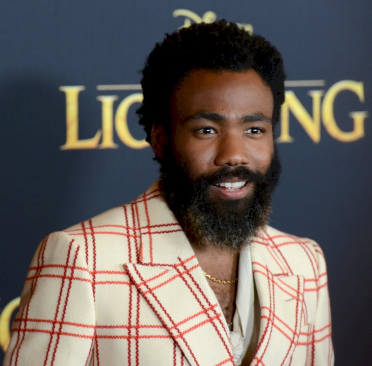 Image Credit: Getty Images / Donald Glover on the red carpet.