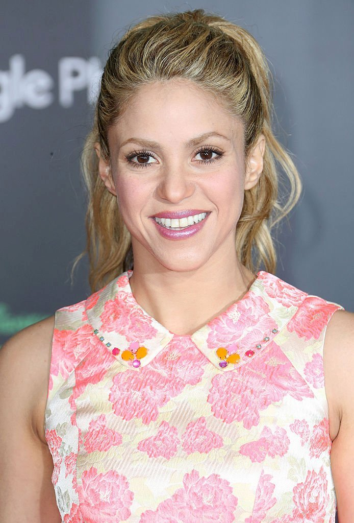 Image Credits: Getty Images / Frederick M. Brown | Shakira is an Aquarius.
