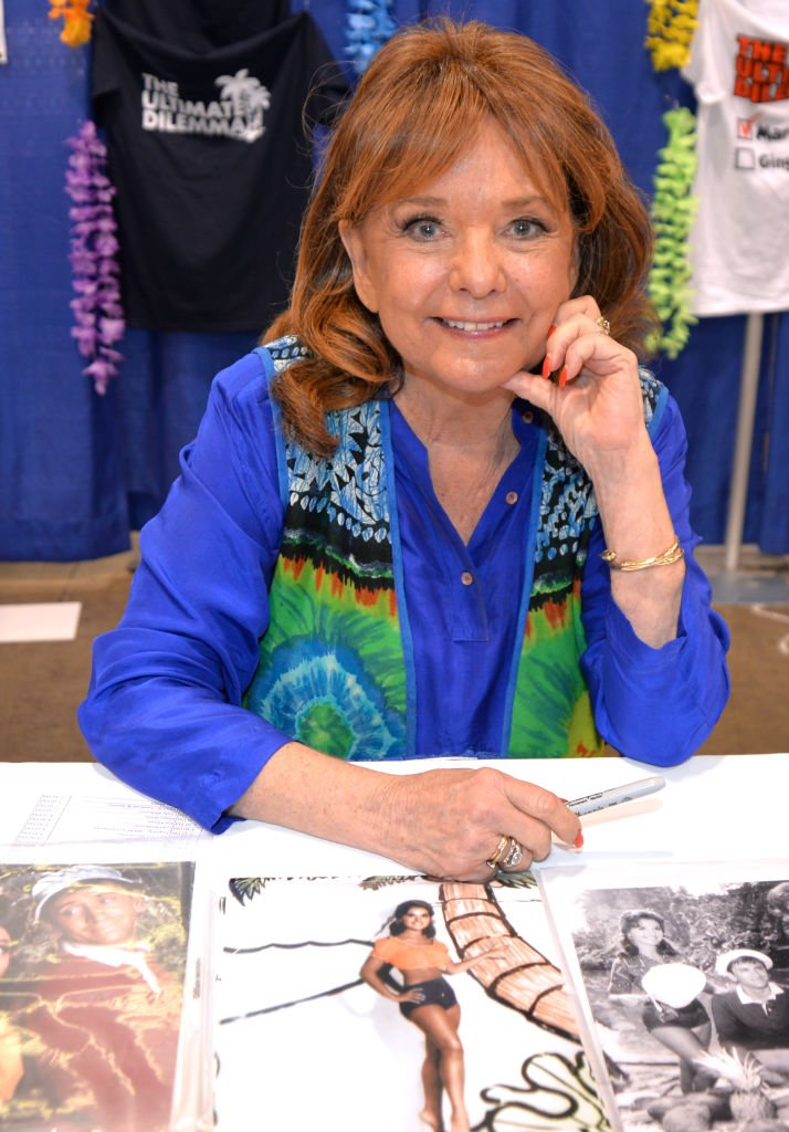 Image Source: Getty Images/Manny Hernandez/Dawn Wells at NostalgiaCon at the Anaheim Convention Center at Anaheim, California on September 28, 2019