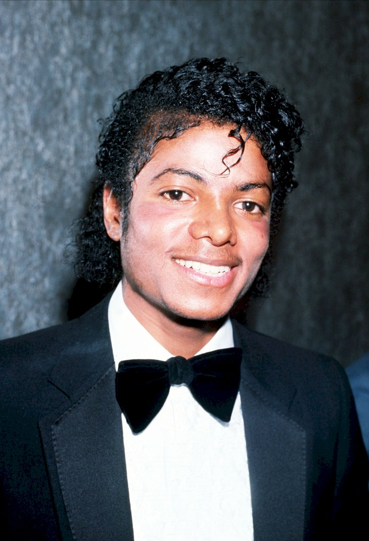 Image Credit: Getty Images / Michael Jackson at an event.